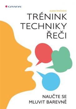 Obálka titulu Trénink techniky řeči