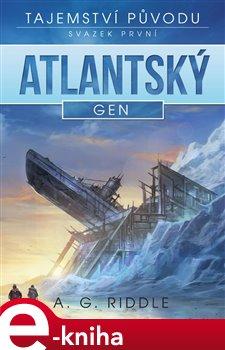 Obálka titulu Atlantský gen