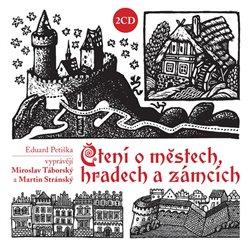 Obálka titulu Čtení o městech, hradech a zámcích
