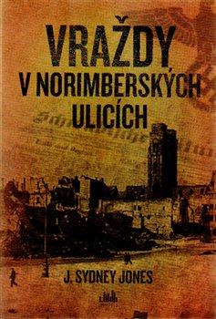 Obálka titulu Vraždy v norimberských ulicích