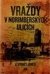 Obálka knihy Vraždy v norimberských ulicích