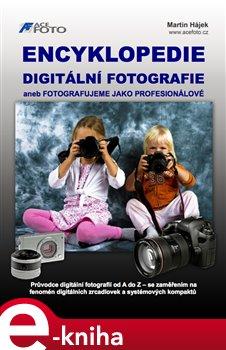 Obálka titulu Encyklopedie digitální fotografie