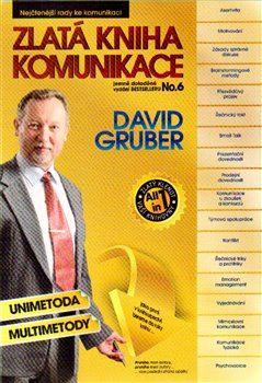 Obálka titulu Zlatá kniha komunikace