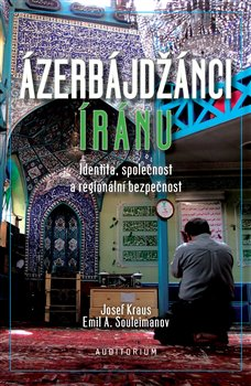Obálka titulu Ázerbájdžánci Íránu