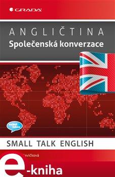 Obálka titulu Angličtina Společenská konverzace