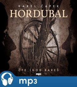 Obálka titulu Hordubal