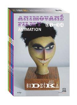 Obálka titulu Jiří Brdečka - Animované filmy 01-34 / Animation