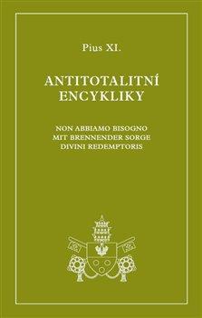 Obálka titulu Antitotalitní encykliky