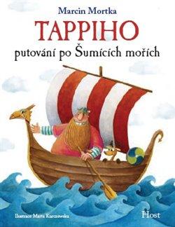 Obálka titulu Tappiho putování po Šumících mořích