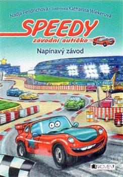 Obálka titulu Speedy, závodní autíčko: Napínavý závod