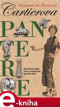 Obálka titulu Cartierova panteřice