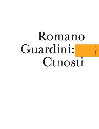 Ctnosti - Romano Guardini   Booksquad.ink