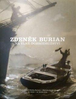 Obálka titulu Zdeněk Burian