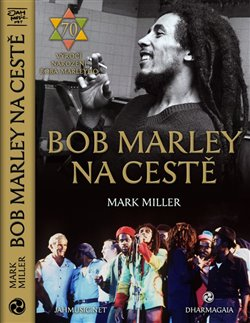 Obálka titulu Bob Marley na cestě