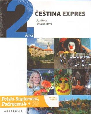 Čeština expres 2 (A1/2) – polsky + CD