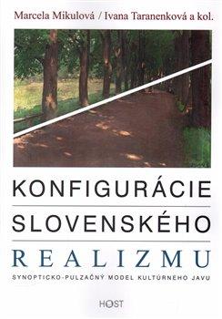Obálka titulu Konfigurácie slovenského realizmu