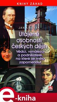 Obálka titulu Utajené osobnosti českých dějin