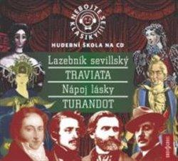 Obálka titulu Nebojte se klasiky! 13-16 komplet italské opery