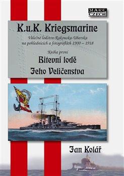 Obálka titulu Bitevní lodě Jeho Veličenstva