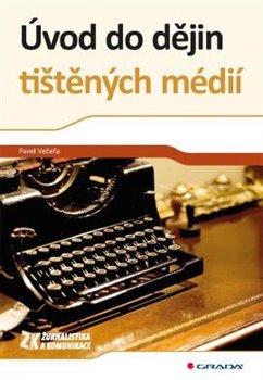 Obálka titulu Úvod do dějin tištěných médií