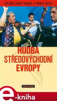 Obálka titulu Hudba středovýchodní Evropy