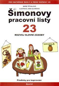 Obálka titulu Šimonovy pracovní listy 23