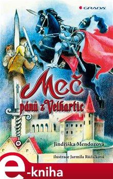 Obálka titulu Meč pánů z Velhartic