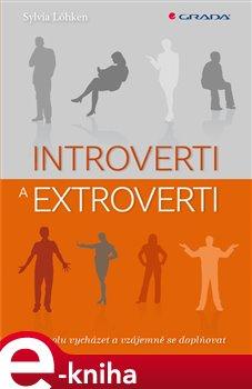 Obálka titulu Introverti a extroverti