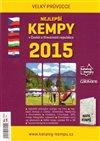 Obálka knihy Nejlepší kempy v České a Slovenské republice 2015