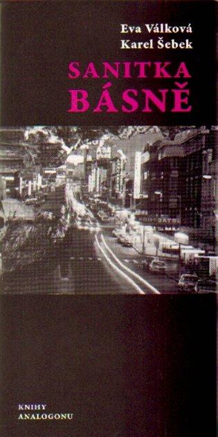 Sanitka básně - Karel Šebek, | Booksquad.ink