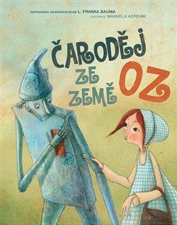 Obálka titulu Čaroděj ze Země Oz