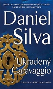 Obálka titulu Ukradený Caravaggio
