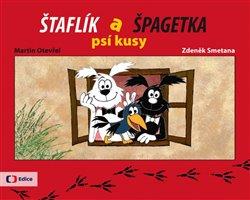 Obálka titulu Štaflík a Špagetka - psí kusy