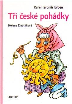 Obálka titulu Tři české pohádky