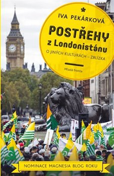 Obálka titulu Postřehy z Londonistánu
