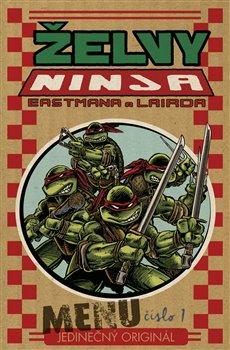 Obálka titulu Želvy Ninja