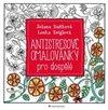 Obálka knihy Antistresové omalovánky pro dospělé