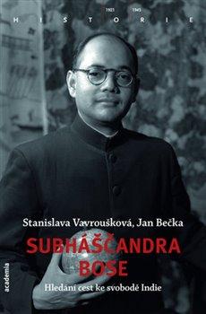 Obálka titulu Subháščandra Bose