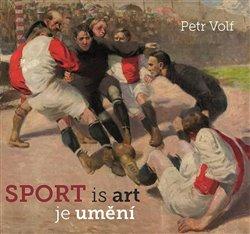 Obálka titulu Sport je umění