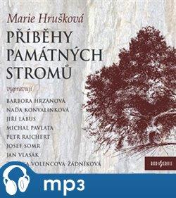 Obálka titulu Příběhy památných stromů Čech a Moravy