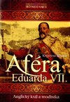 Obálka knihy Aféra Eduarda VII.