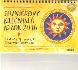 Obálka titulu Sluníčkový kalendář 2016 - stolní