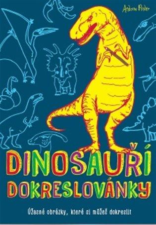 Dinosauři - dokreslovánky:Úžasné obrázky, které si můžeš dokreslit - Andrew Pinder | Replicamaglie.com