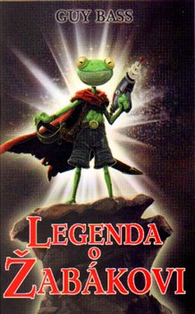 Obálka titulu Legenda o žabákovi