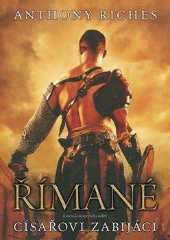 Obálka titulu Římané
