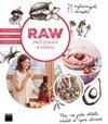 Obálka knihy Raw pro zdraví a krásu - Kuchařka Jitky Adamové