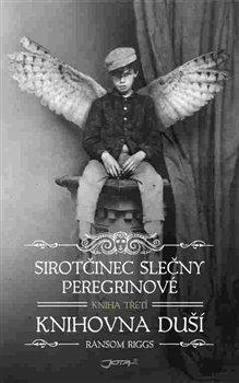 Obálka titulu Sirotčinec slečny Peregrinové: Knihovna duší