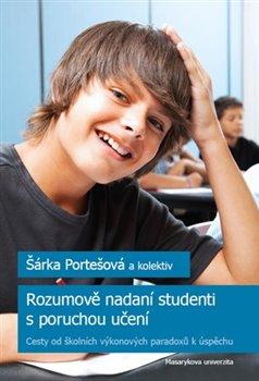 Obálka titulu Rozumově nadaní studenti s poruchou učení