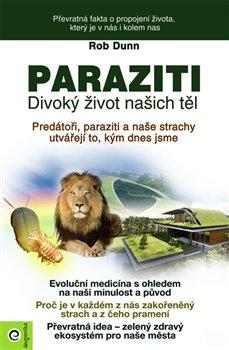 Obálka titulu Paraziti