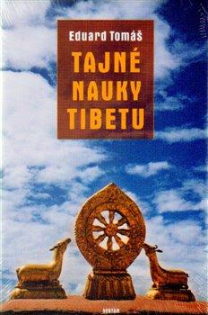 Obálka titulu Tajné nauky Tibetu
